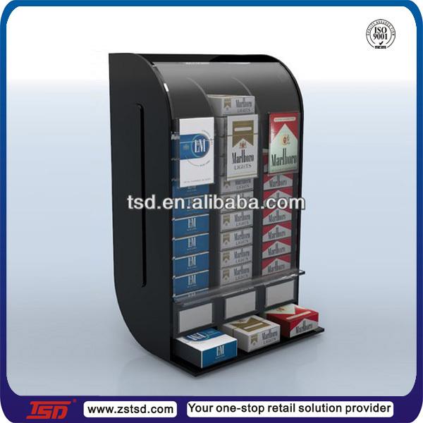 Tsd-a092 Custom Luxury Brand Name Acrylic Cigarette Dispenser ...