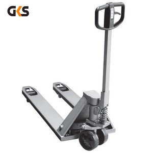 China manufacturer 3000kg hand carry pallet truck