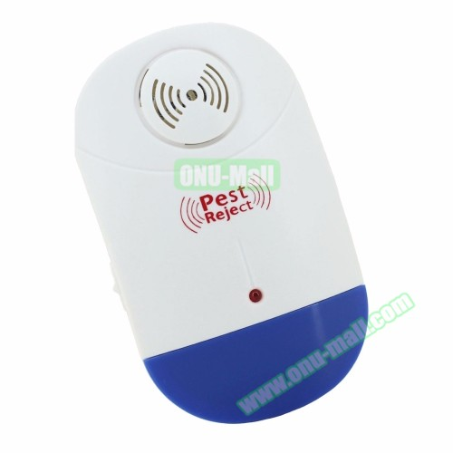 Factory Direct Sourcing Best Electronic Mosquito Repellent Device with LED Light