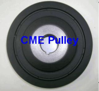 Crankshaft Pulley(harmonic Balancer Pulley) For Peugeot 306/406 ...