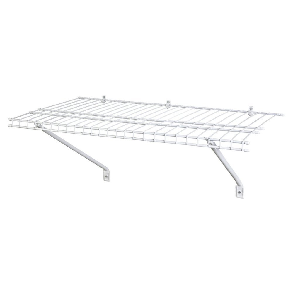 Get Quotations · ClosetMaid Wire Shelf Kit