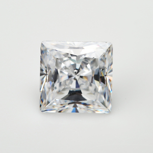 Wholesale crystal Cushion Cut white cz gems zircon cubic zirconia stones for sale