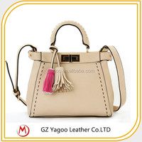 2015 Fashion wholesale Women's leather women handbag