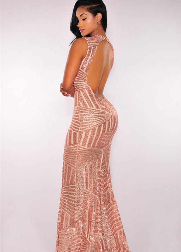27d37502910b3 X85991 toptan bayanlar için backless pullu kadınlar örgün elbise modelleri  düğün uzun parti elbise