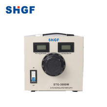 STG 3000Watt Single Phase AC Automatic Voltage Regulator Variac transformer