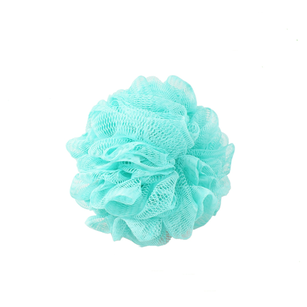 Mesh shower pouf / shower sponge/shower puff bath scrubber