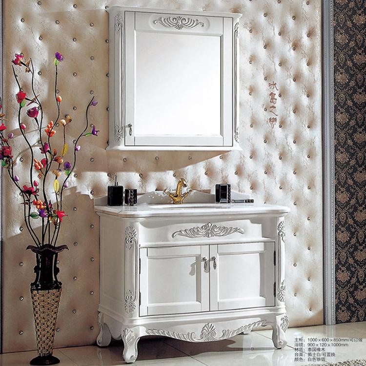 Modern Fancy Bathroom Vanities With