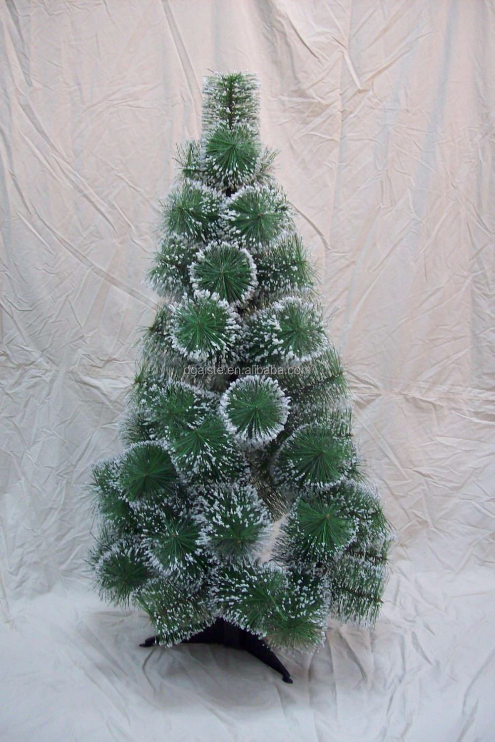 Large Christmas Tree with colored ball and led lighting Christmas holiday decoration tree