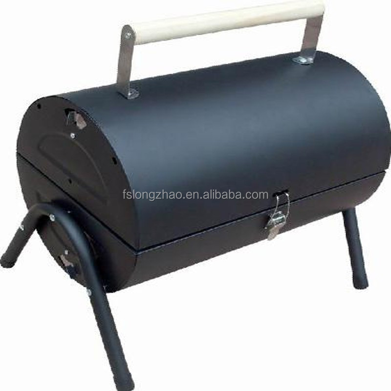 Popular portable bbq charcoal grill stainless steel