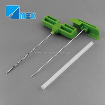 Stainless Steel Bone Marrow Aspiration Biopsy Needle - Buy Bone Marrow  Biopsy Needle,Stainless Steel Biopsy Needle,Bone Marrow Needle Product on