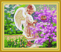 Popular pattern embroidery kits diy crystal diamond painting
