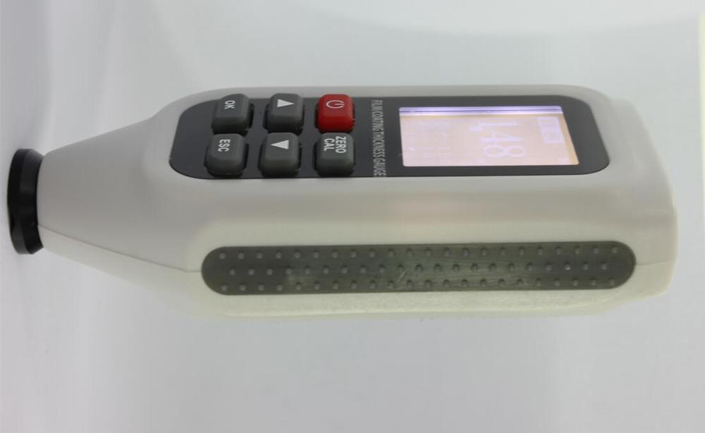ultrasound thickness measuring instrument device for measure metal or nonmetal thickness