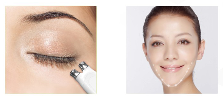 Home Use Bags Under Eyes Treatment Device
