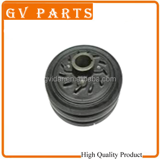 High quality Auto Engine L200 4D56 Crankshaft Pulley new type OEM MD110165