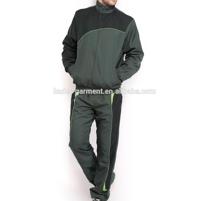 2dfb22026 كرة القدم بدلة رياضية، بولي نايلون رجالي بدلة رياضية رخيصة-ملابس ...