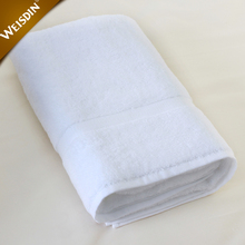 Factory wholesale custom logo 100% cotton towels bath set luxury hotel bath towels