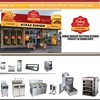 Hot Sale Commercial Fast Food Restaurant Kitchen Equipment