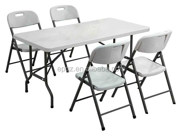 White Plastic Outdoor Table And Chair Plastic Folding Table And Chair Events Party Tables And Chairs For Sale Buy Plastic Folding Table And Chair White Plastic Outdoor Table And Chair Party Tables And Chairs For