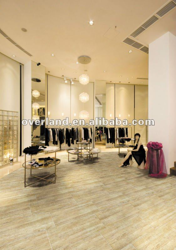 high quality wood grain porcelain tile manufacturers for bedroom-10
