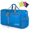 New Designed Personalized Women Travel Foldable Duffel Bag