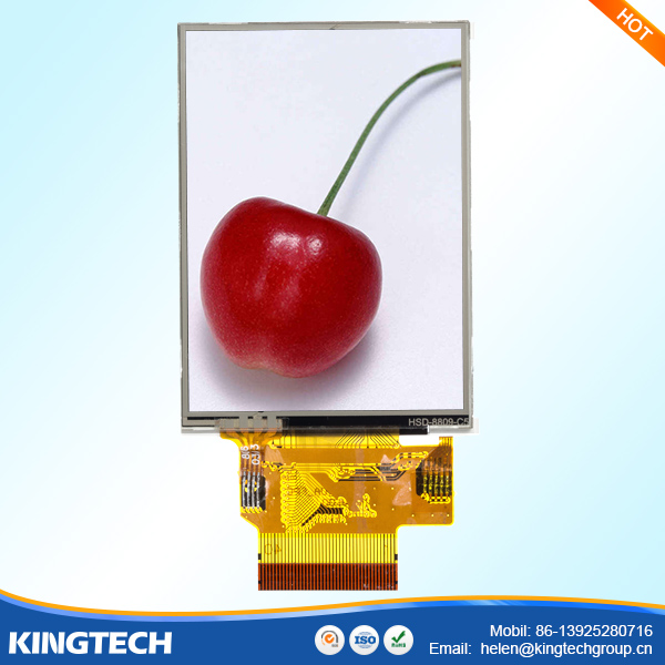 hot new products for 2016 2.4 inch qvga mobile phone tft lcd display