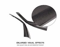 Auto Carbon Fiber A Pillar For Nissa N R35 Gt-r Gtr Black Edition ...