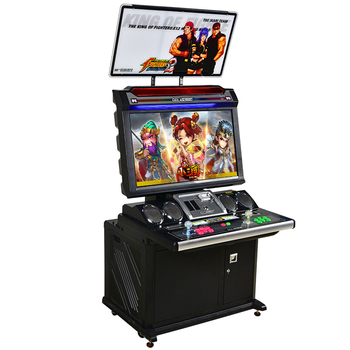 Hot Selling 32 Inch Arcade Game Machine With 815 Games ...