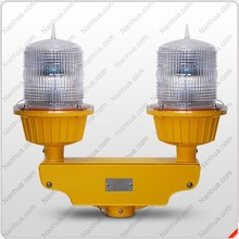 LS310C aviation lights dual low intensity/twin aircraft warning light for high structure