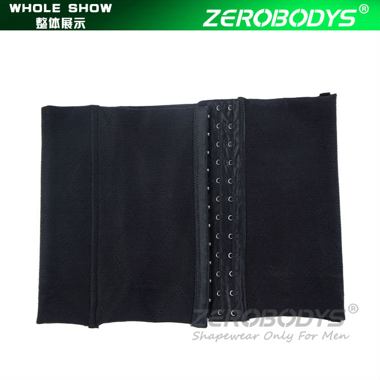 374 BK ZEROBODYS Wholesale Jennifer Intimates Waist Trainer Cincher