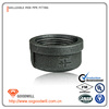 ductile iron grooved fittings for fire fighting reducer