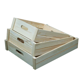 wooden tray supplier from China with good sale
