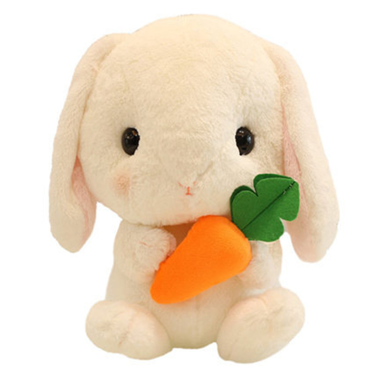 Soft baby animal stuffed bunny plush toy
