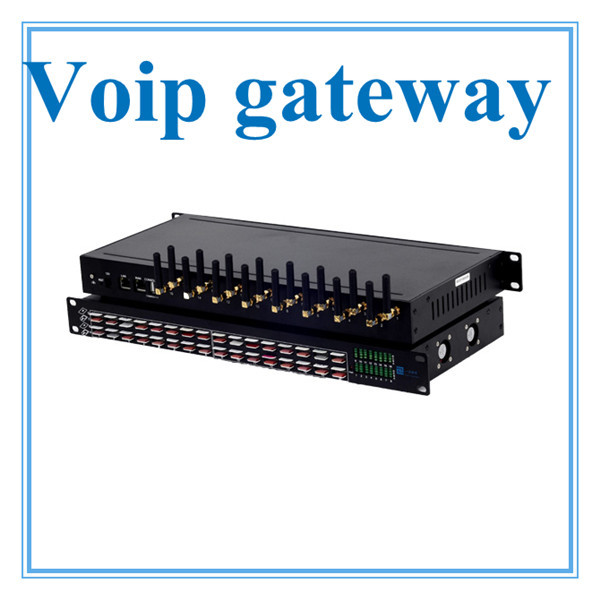 Ejoin Voip Product Call Center Equipment 16 Port 64 Sim Cards Voip ...