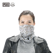 FLXi Sweat Absorption Tubular Fishing Face Bandana Mask