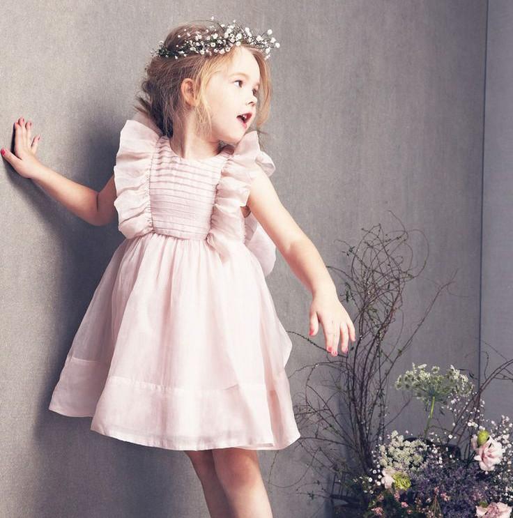 ef5af53fd الأفريقية اللثي اللباس تصاميم فساتين الاطفال طرف فستان الجملة-ملابس ...