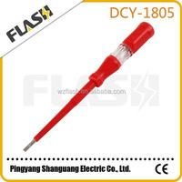 Multifunction Powered Screwdriver Voltage Tester Insulated Electrical Test Pen