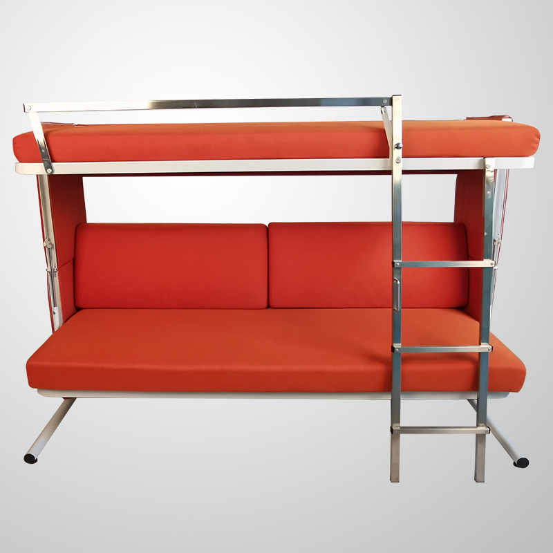 2019 Newest living room <strong>sofa</strong> customized folding <strong>sofa</strong> bunk bed for children from China factory