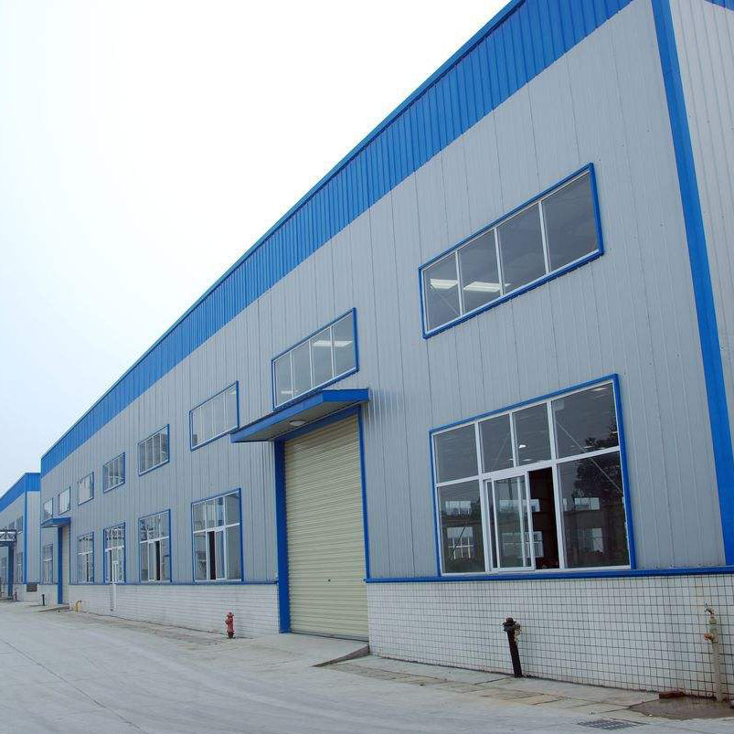 Guangdong Factory Steel Structure Warehouse/Workshop/Storage Construction
