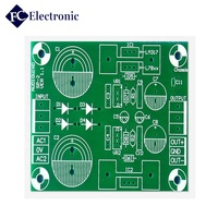 double sided pcb, high frequency circuit board, low cost pcb fabrication pcb