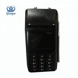 used pos D210 Mobile Payment Terminal