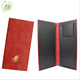 High quality restaurant leather bill folder hotel bill presenter