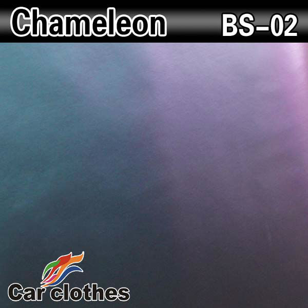 New Design High Quality 1.52X30m Decal Sticker Car Body Wrap Chameleon Vinyl Stick