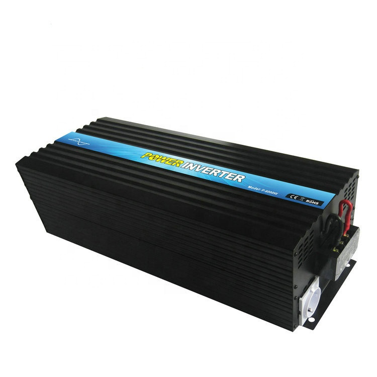 Ac hochfrequenz inverter konverter 50hz 60hz 12v 110v 120v 6000va dc zu ac inverter 6000 watt