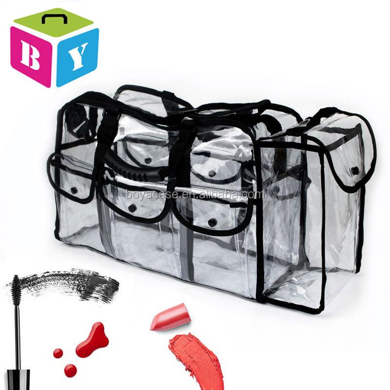 Freeshipping viagem dobr vel de pl stico transparente - Organizador de bolsas de plastico ...