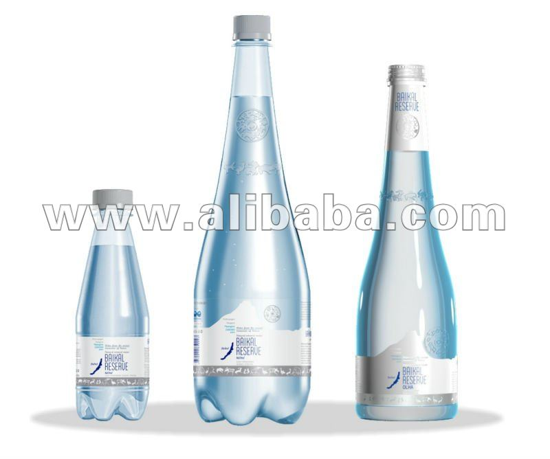 "Packaged Natural Mineral Water ""Baikal Reserve"""