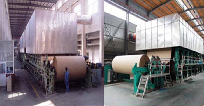 corrugated paper making equipment