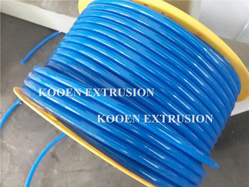 Pu Hose Pipe Extrusion Machine Air Pipe Extruders - Buy Pu Hose Pipe ...