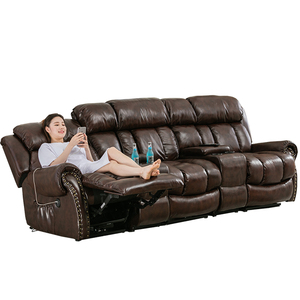 3 Seater Leather Recliner, 3 Seater Leather Recliner Suppliers and ...