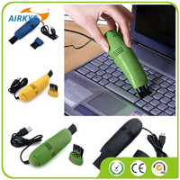 Mini USB Vacuum Keyboard Cleaner Dust Collector For Laptop Notebook PC New