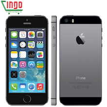 Mobilní telefon iPhone 5s , 8MP iOS 9 4.0″IPS